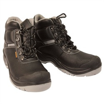 All Terrain Safety Boot Black