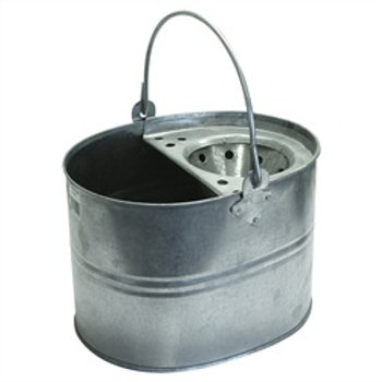 Gavanised Mop Bucket