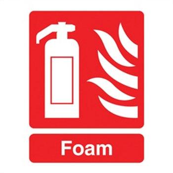 Fire Extingusher FOAM