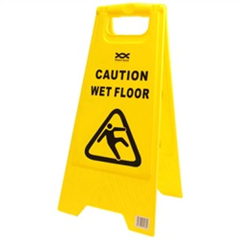 Free Standing Safety Sign