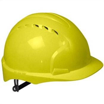 Centurion 1125 Green Helmet - Standard Peak -