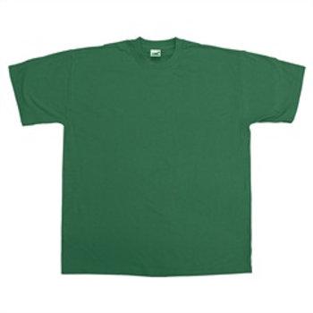 Tee Shirt Bottle Green