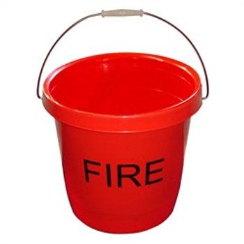 Fire Bucket (PLASTIC) -