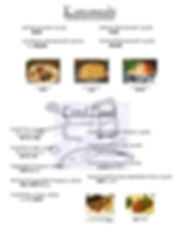 DINNER Kamameshi Fried Food Nozomi.JPG