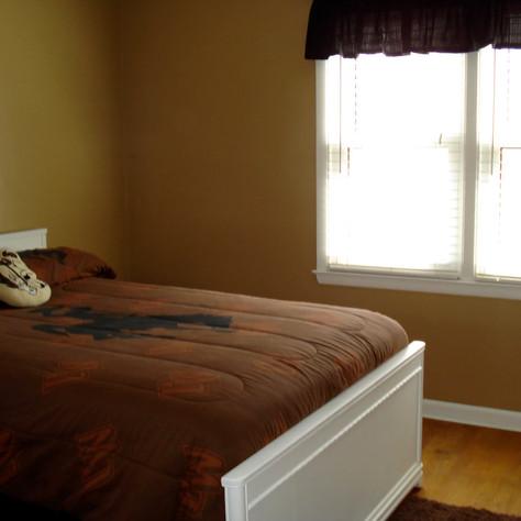 Master Bedroom Remodel (Before)