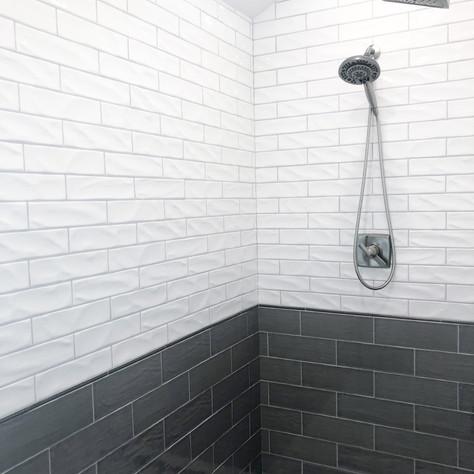 Master Shower (After)