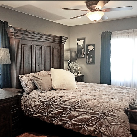 Master Bedroom Remodel (After)