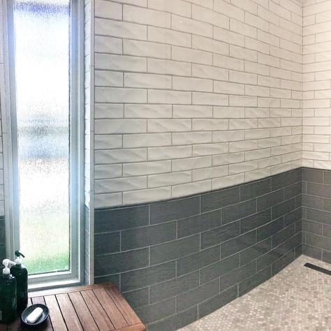 Master Shower Remodel (After)