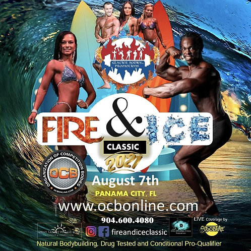 Click the OCB Fire and Ice flyer to pick a photo or video package