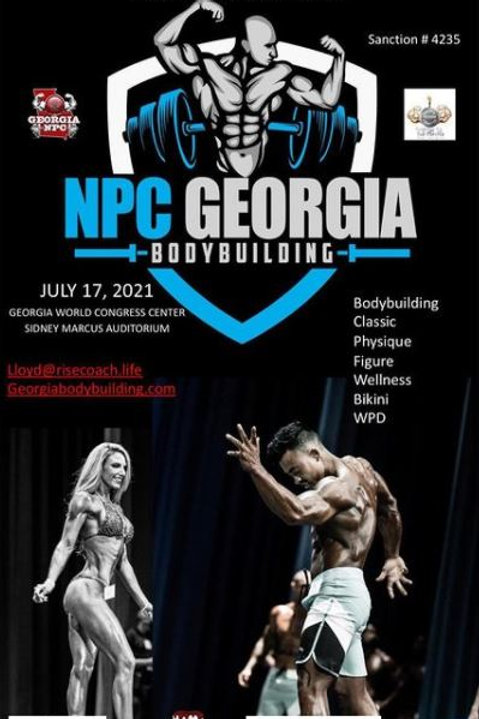 Click the NPC GA flyer to pick a photo or video package