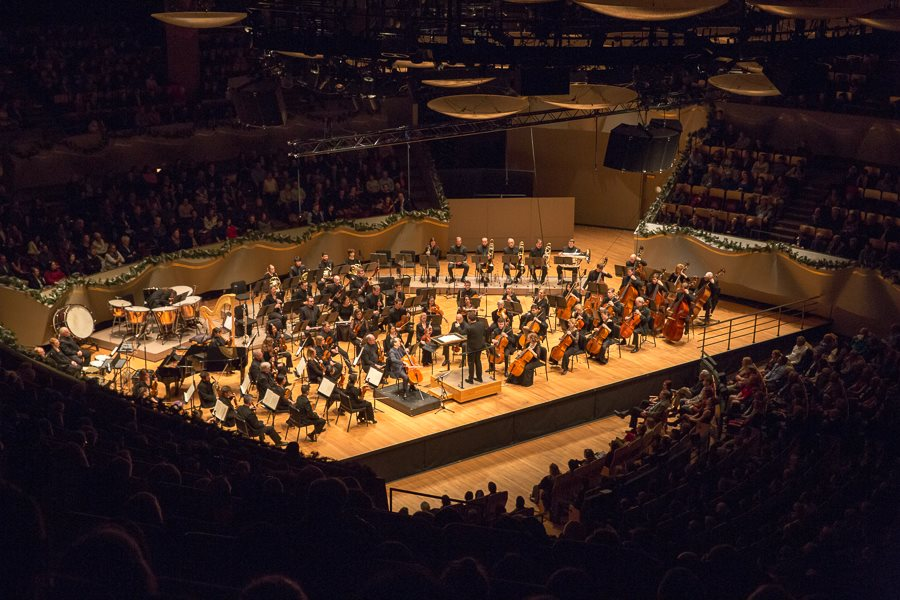 Yo-Yo Ma with the Colorado Symphony