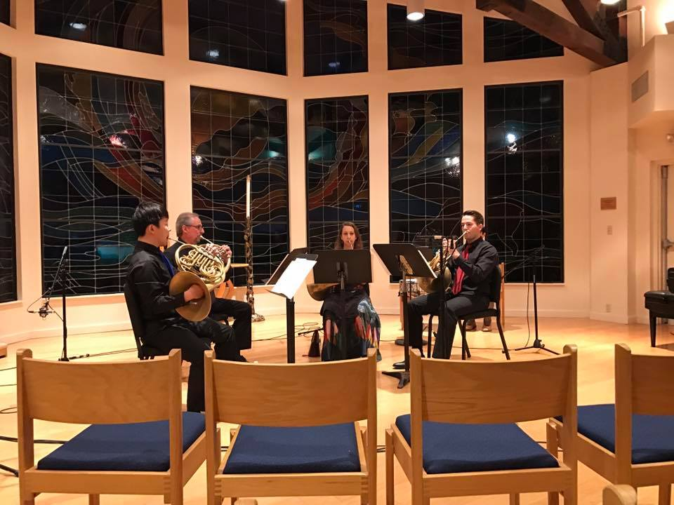 Sarasota Horn Section Recital