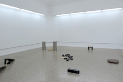 Untitled, (installation)