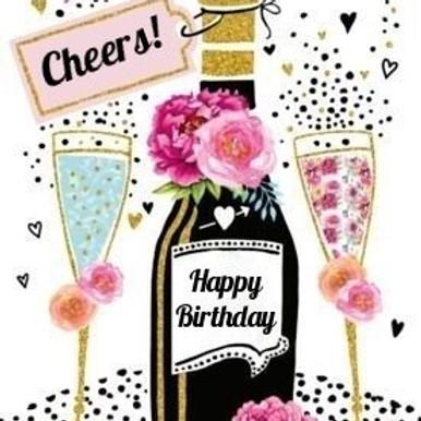 Happy Birthday Oasis
