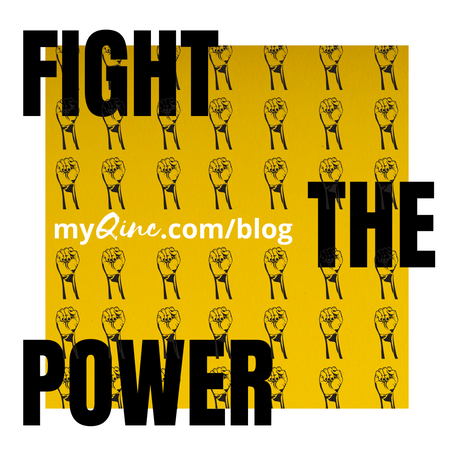"#RealLeaders ""Fight the POWER"""