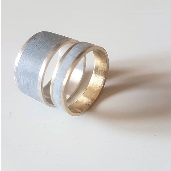 Noy Alon- Comet ring (linear)