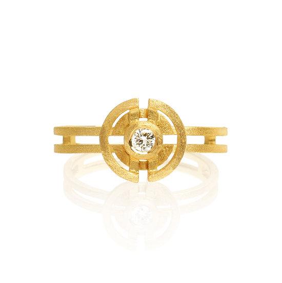 Shimell & Madden - Mini 3 Circle ring
