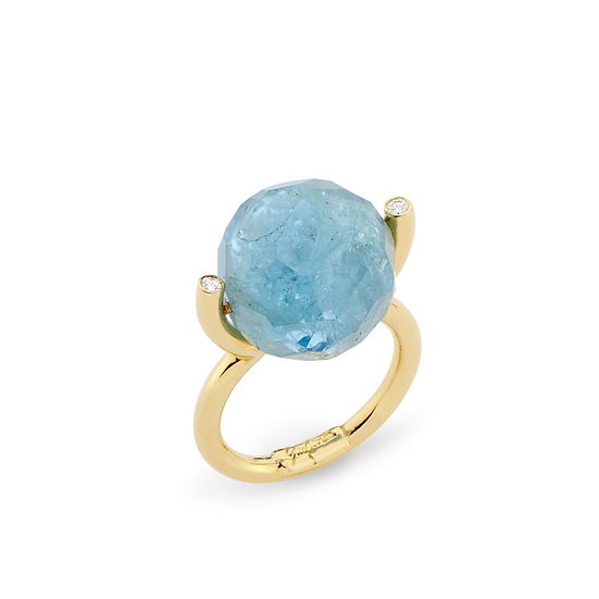 Yael Sonia - Faceted Brilliant Fancy Ring
