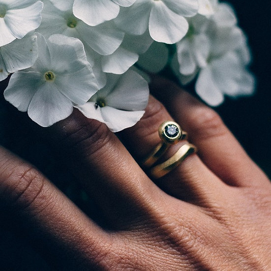 BY/ jewellery - Constellations ring