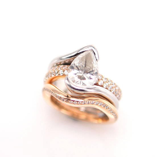 Salima Thakker - Bespoke Ring
