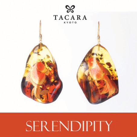 Serendipity - jewellery by Chiaki Miyauchi