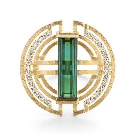 Shimell & Madden - Arc Circle Ring