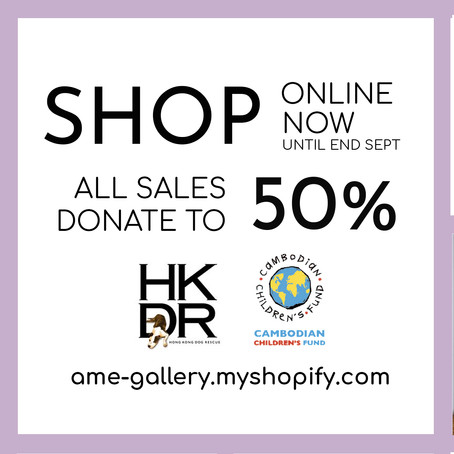 ONLINE CHARITY SALE