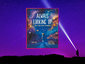 Always Looking Up: Nancy Grace Roman, Astronomer (Review)