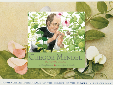 Gregor Mendel: The Friar Who Grew Peas (Review)