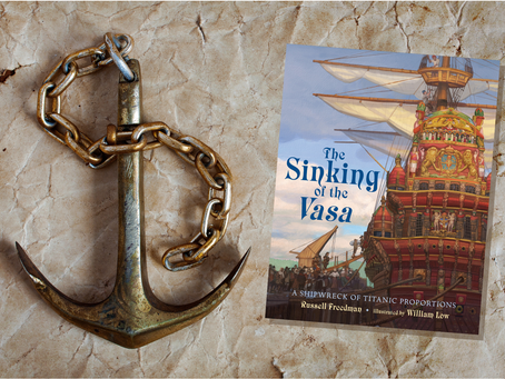 The Sinking of the Vasa (Review)