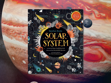 Barefoot Books Solar System (Review)