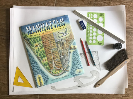 Manhattan: Mapping the Story of an Island (Review)
