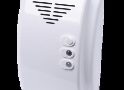 Sensor de Gas inalámbrico FHSS