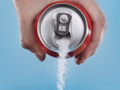 Lose The Soda For Diet And Weight Loss