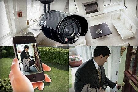 Monitoramento Câmeras de Segurança