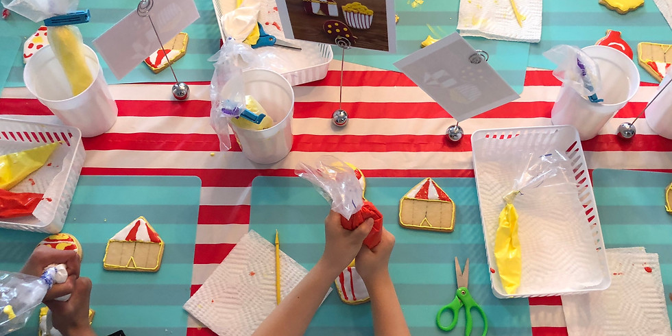July Mini-Decorators Camp
