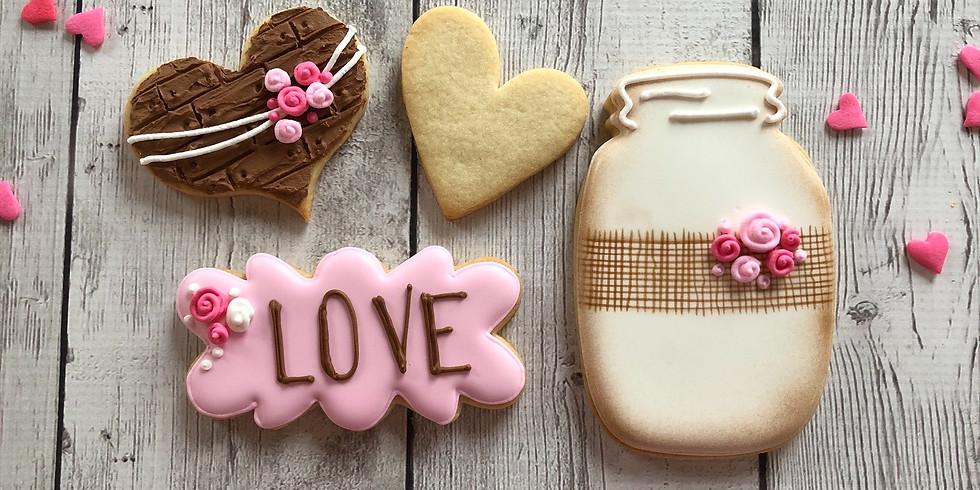 Valentine's Day Intermediate Class 3:30-5:00pm
