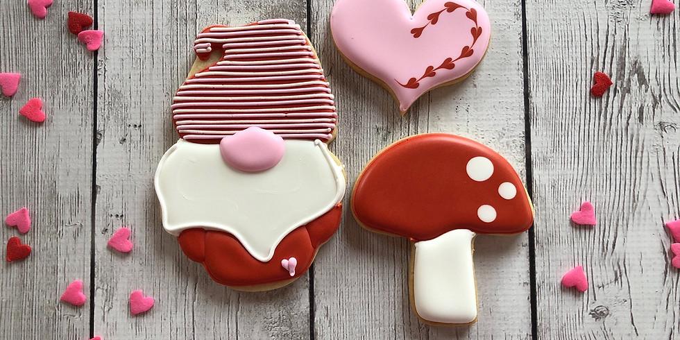 Valentine's Day Beginner Class 9:30am-11:00am