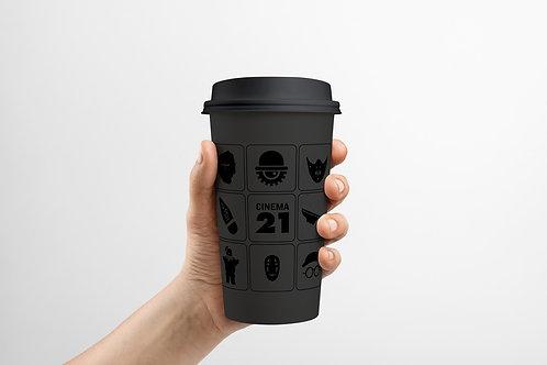 Vaso para café