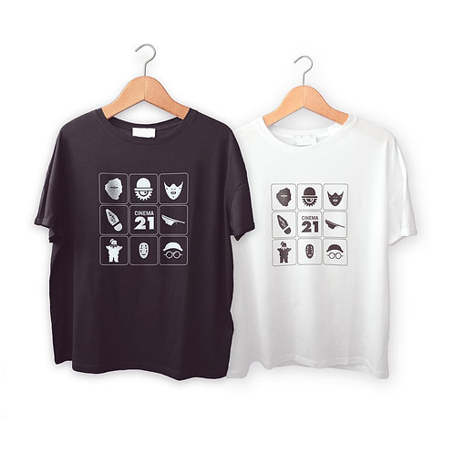 Camiseta Clásicos