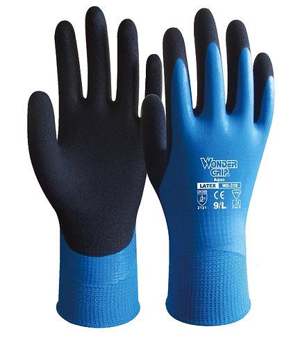 WONDER GRIP WG-318 防水型作業手套
