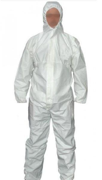 PROZONE PZ 白色防化保護衣