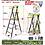 Thumbnail: DR LADDER PL-SFY-001/001R Light Weight Fiberglass Platform Ladder 輕裝纖維平台梯