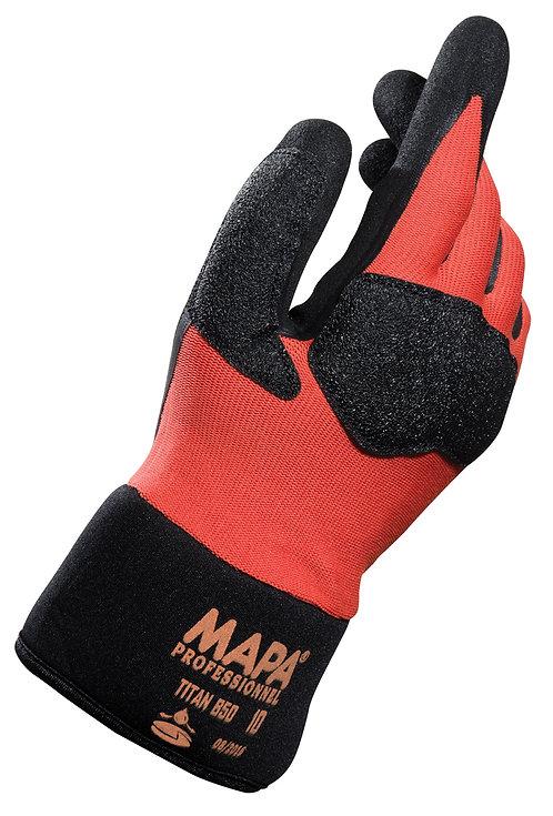 MAPA Titan 850 防撞擊/防震手套(法國品牌)