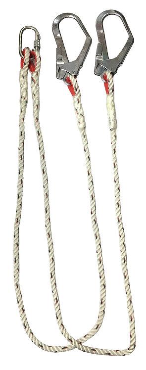 DR SAFETY DR322006 2M 雙扣尾繩 Forked Lanyards