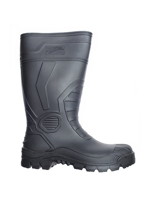 AETOS S5 黑色安全水鞋 Safety Rain Boots