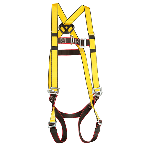 Climax TROPICO 安全帶連1.5M尾繩(雙細扣)