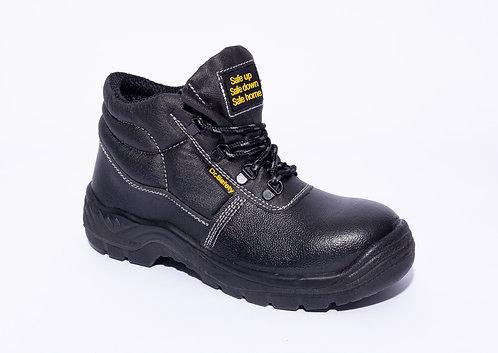 DR SAFETY 8806 高筒黑色安全鞋(已加入水觸媒技術)