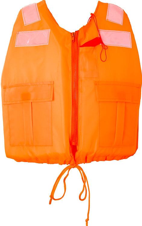 橙色救生衣 Life Jacket