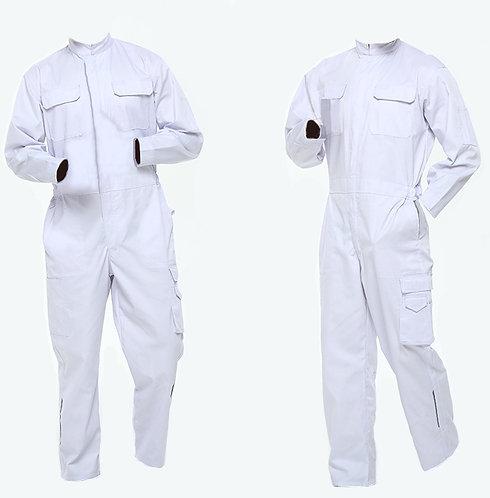 連身工衣 (白/灰/藍)